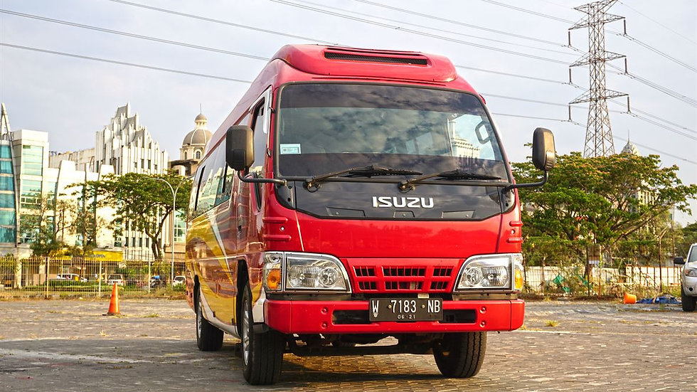 ISUZU ELF LONG 2016