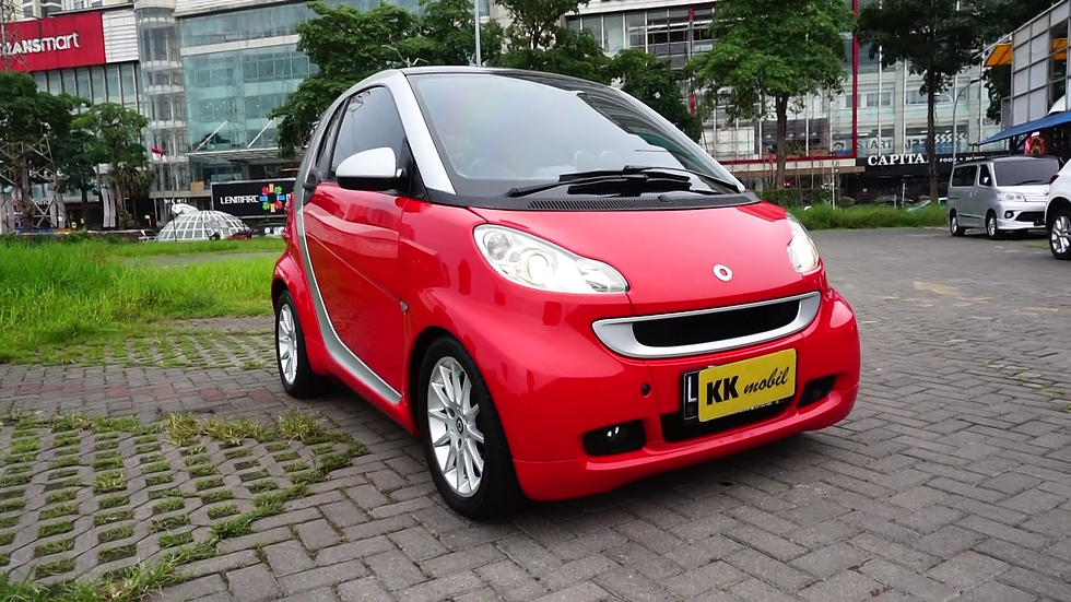 SMART FORTWO 52KW MHD COUPE 2011