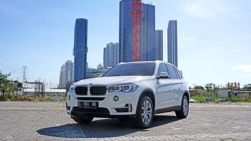 BMW X5 XDRIVE CKD 2017