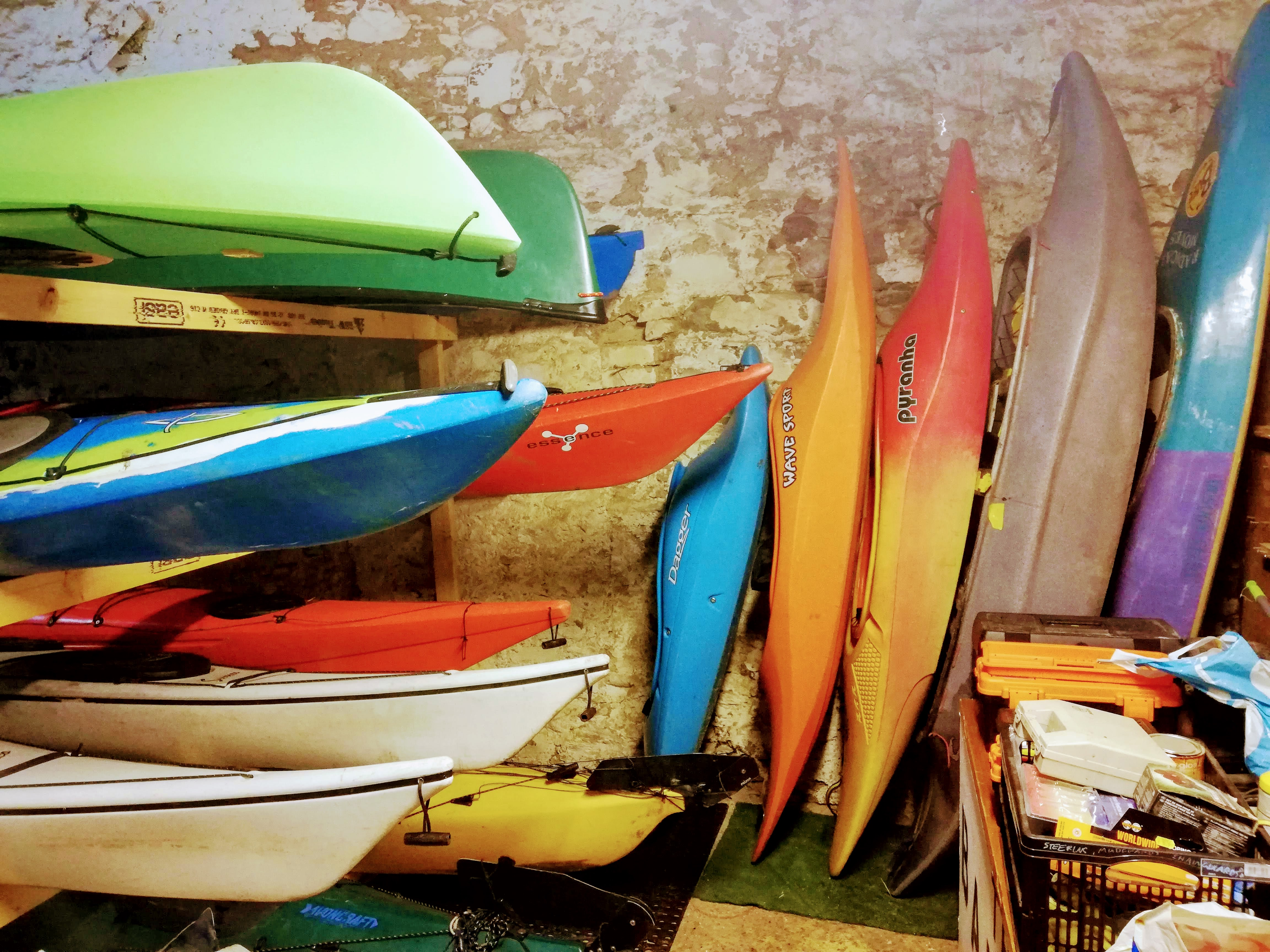 Kayaks for all occasion