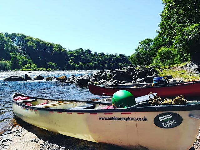 River Tay Canoeing