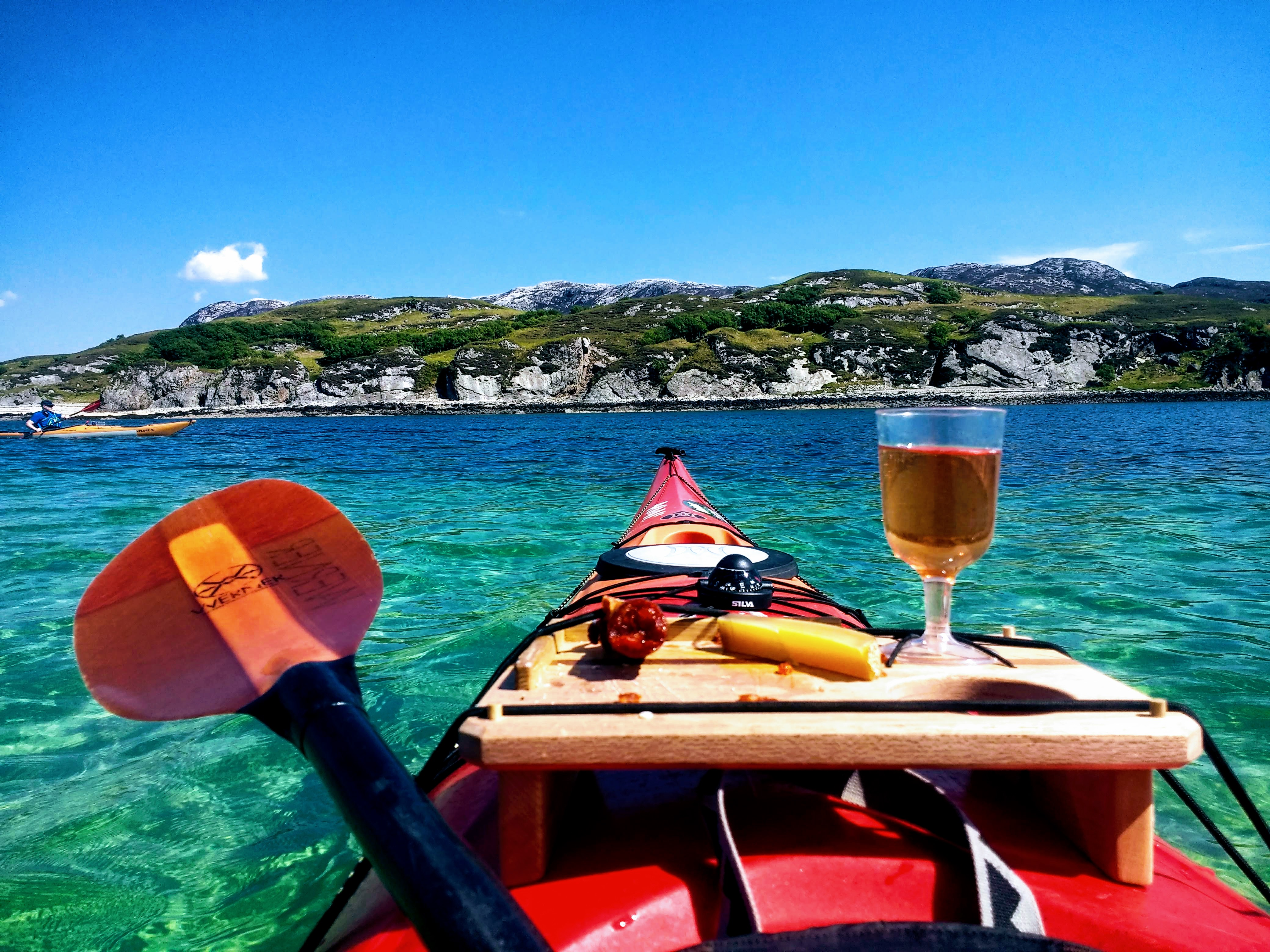 Perfect kayaking trip and dining - Outdoor Explore