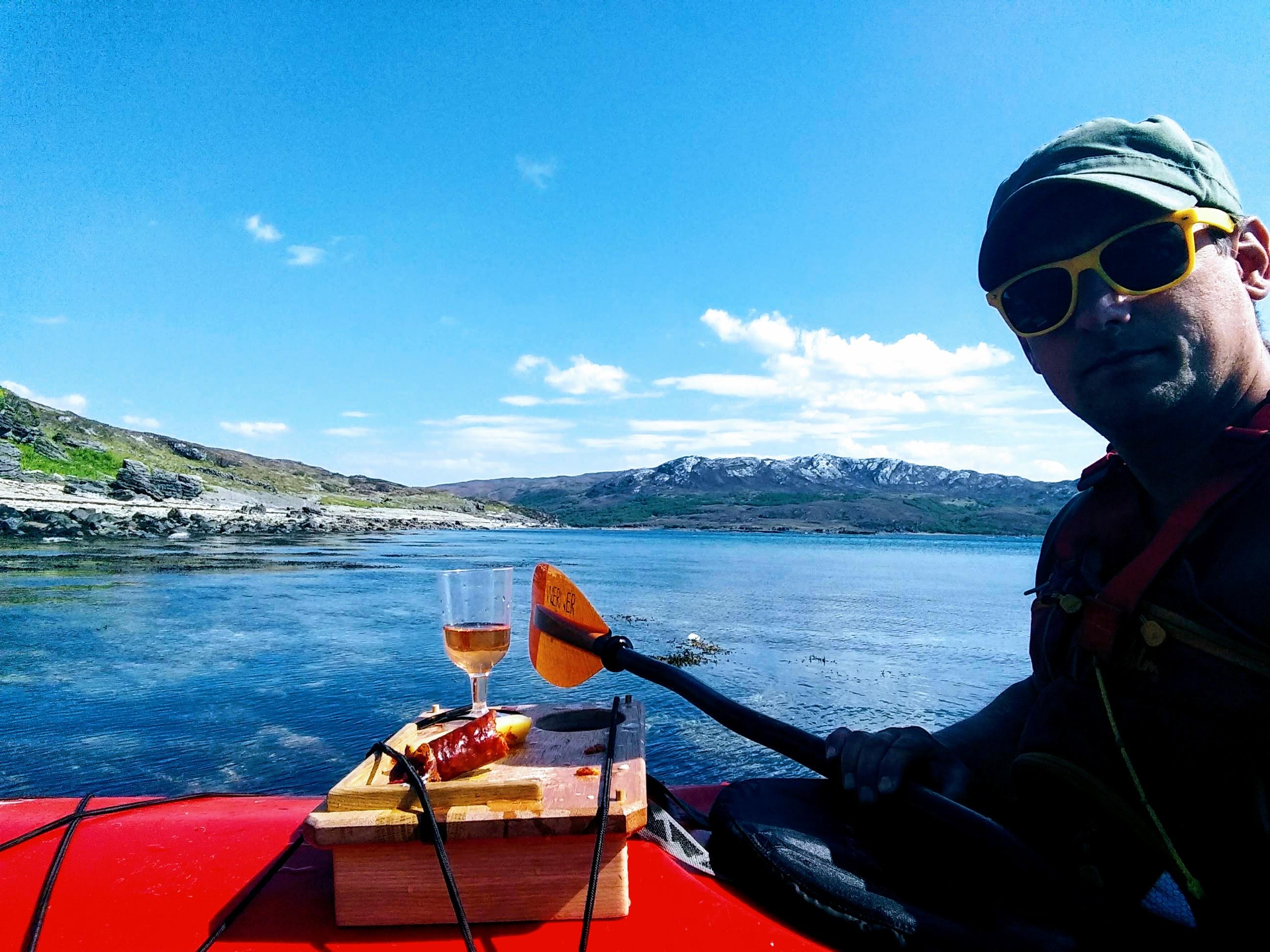 Dining kayaking - Outdoor Explore
