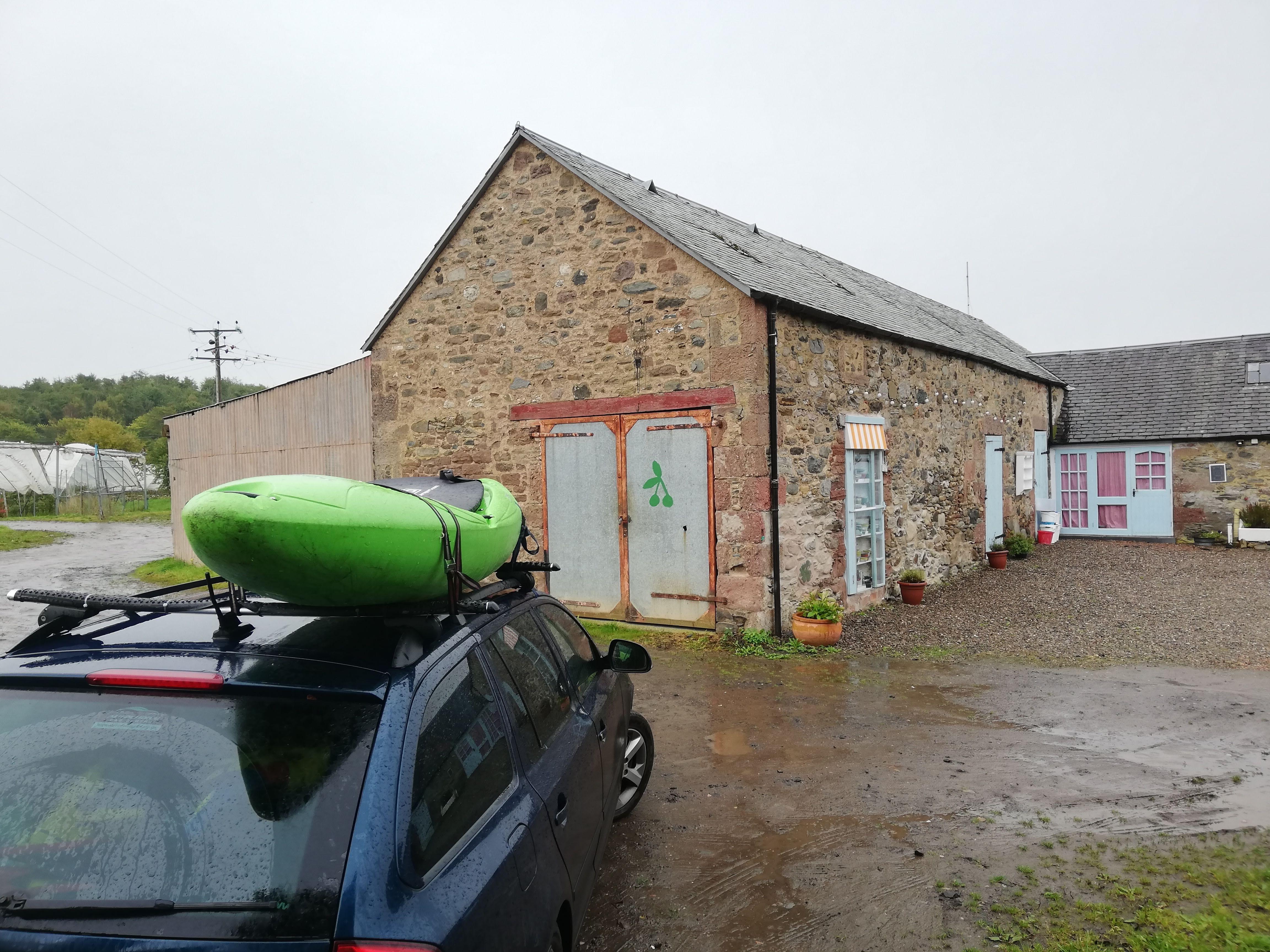 The Steading, Westfield Farm