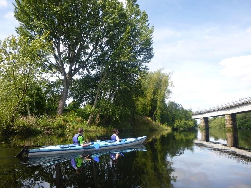 Kayaking in Perth