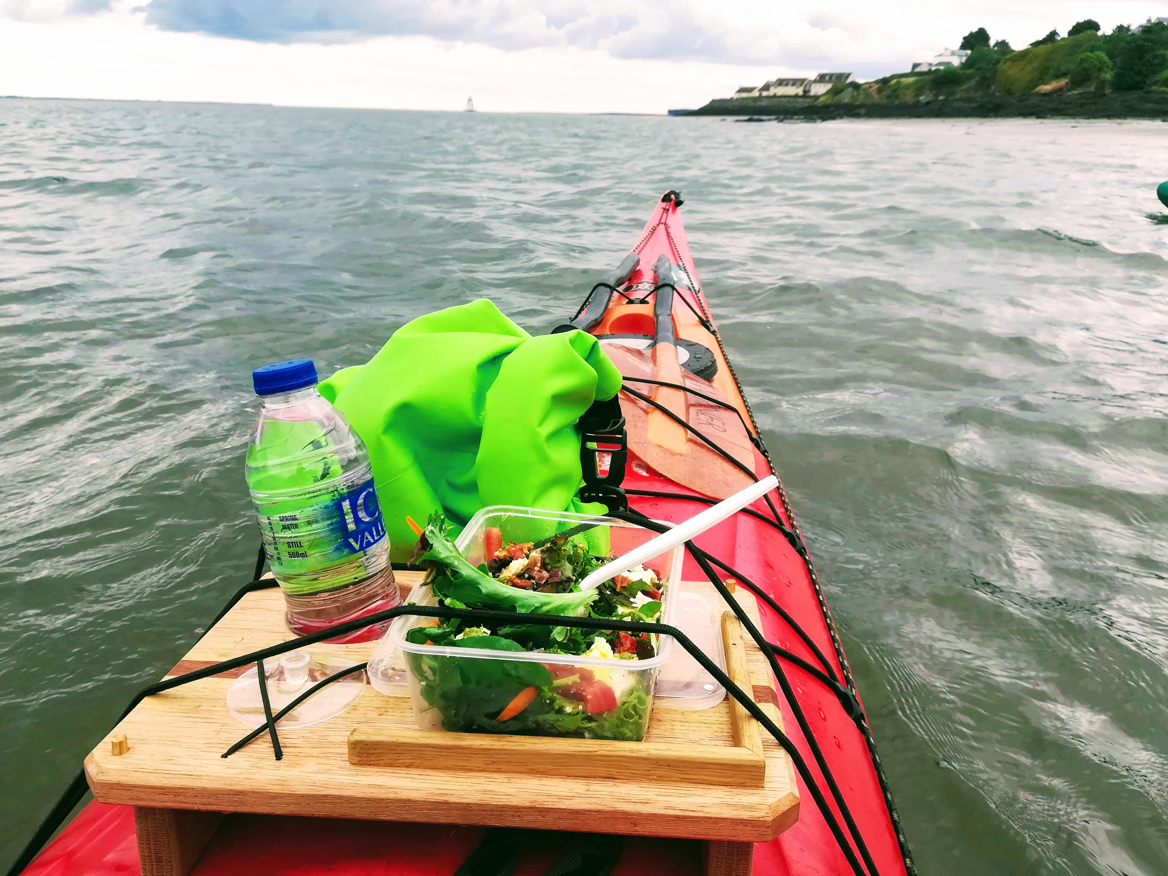 Healthy lunch and kayaking - Dundee - Outdoor Explore