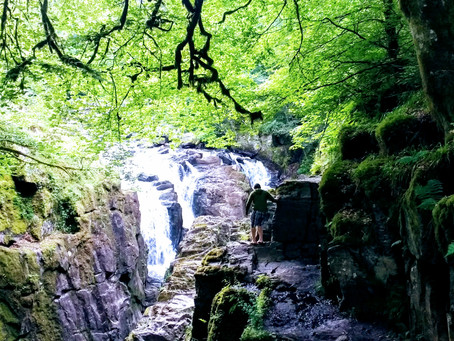 Top Five Waterfalls in Perthshire