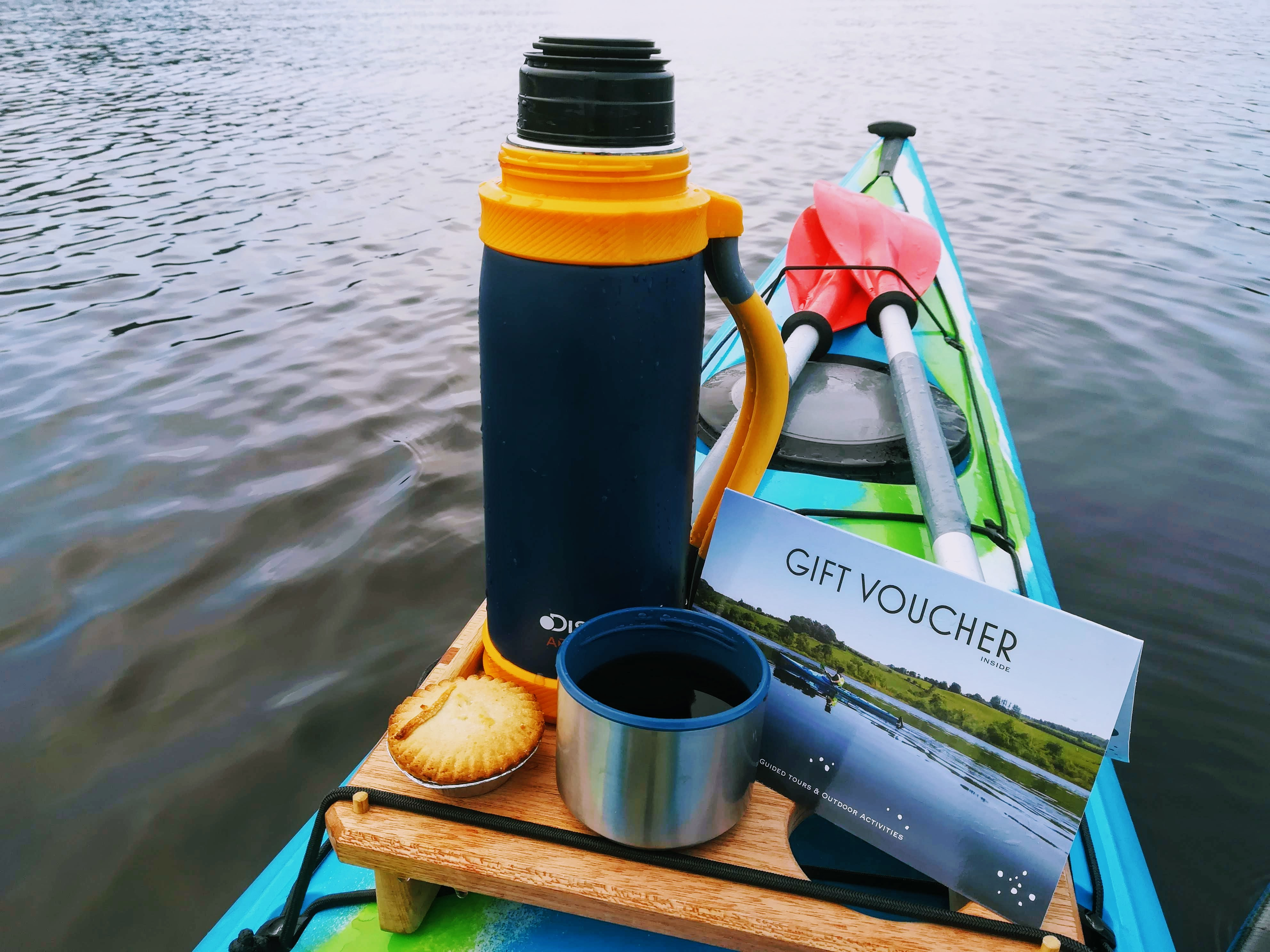 A perfect gift - bespoke kayaking and dining experience - Outdoor Explore