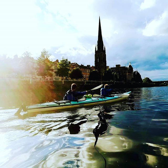Perth City Kayaking