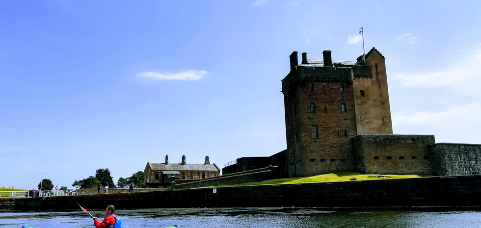 Broughty Ferry Castle with Outdoor Explo
