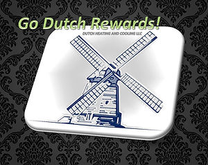 Go Dutch Rewards for heating and cooling