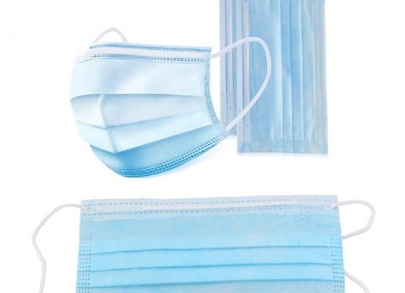 (50 Ct.) Production Cloth Face Mask