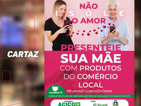 CAMPANHA DIA DAS MÃES ACICO