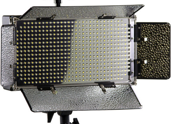 ikan ID500-v2 LED Studio Light with Touch Screen Dimming