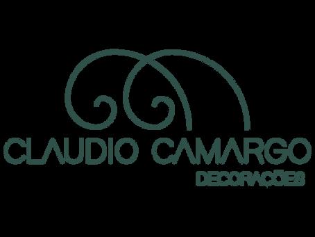 Identidade Visual | Claudio Camargo