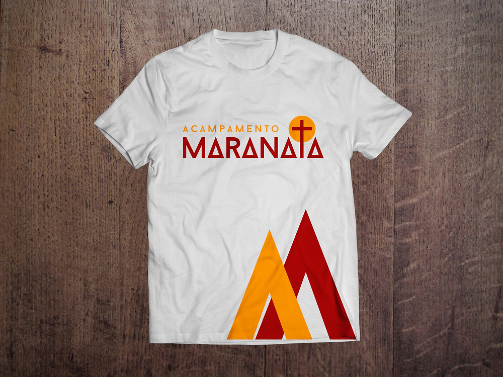 camiseta maranata
