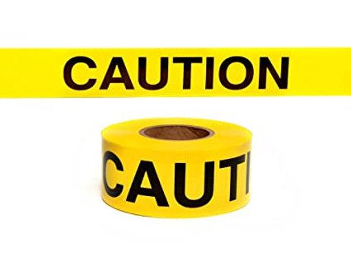 "Caution Tape 3"""