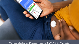 CGM is not just for intensive insulin users — CGM MOBILE Study shows
