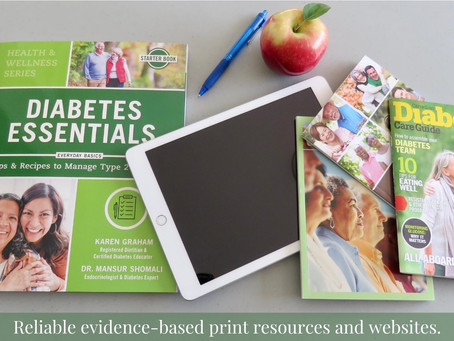 Where do I get reliable diabetes information?
