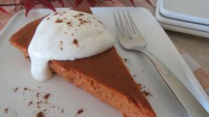 Crustless Pumpkin Pie: Diabetes Meals for Good Health Cookbook