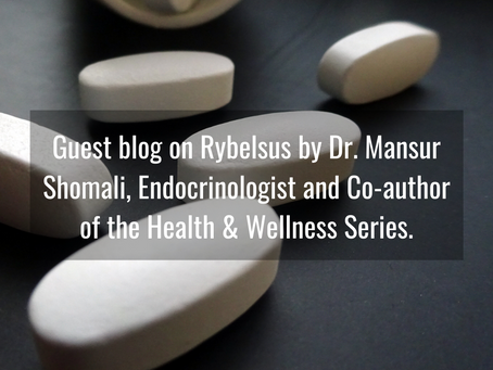 New diabetes medication — Rybelsus