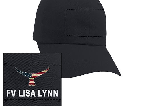 EMBROIDERED LISA LYNN CHARTERS HAT