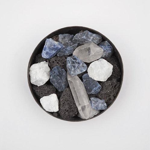 MAD ET LEN Black Bloc Lava Blue