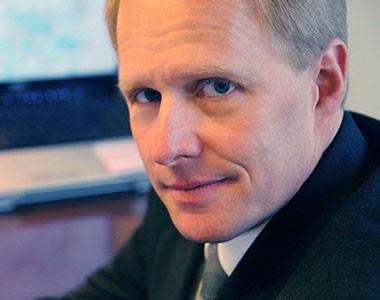 John Steinke, Treasurer