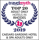 Best Adults Only Hotel in Rhodes
