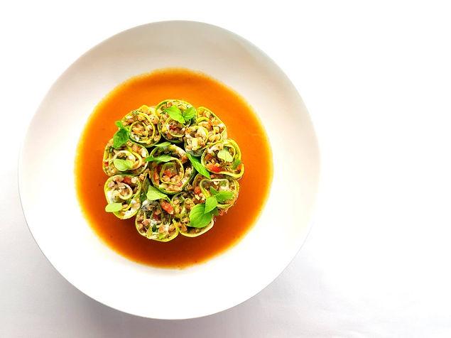 Best restaurants Rhodes - Cesar Meze Bar in Lindos
