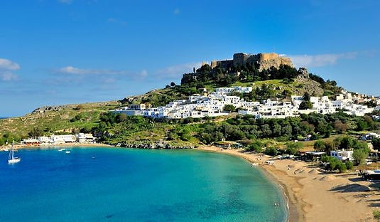 Things to do in Rhodes island