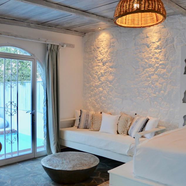 Mediterranean Suite | Private Pool