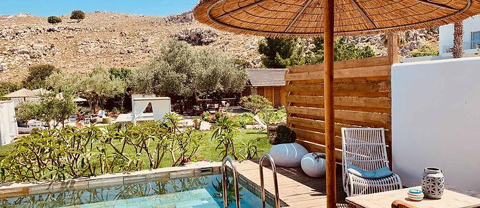 Best Luxury Hotel Lindos Rhodes   Caesars Gardens Hotel & Spa