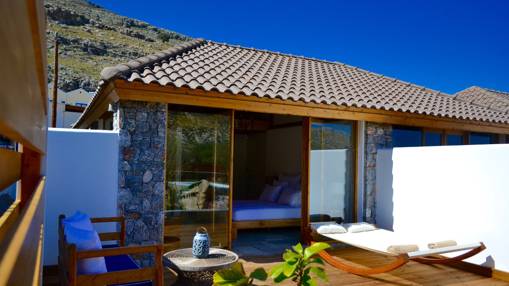 Executive Bungalow with Private Pool