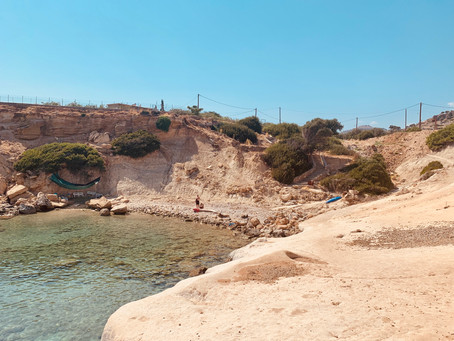 The 10 best secluded Beaches in Rhodes island