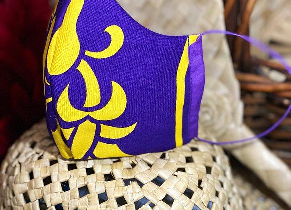 Purple Ilima Mask