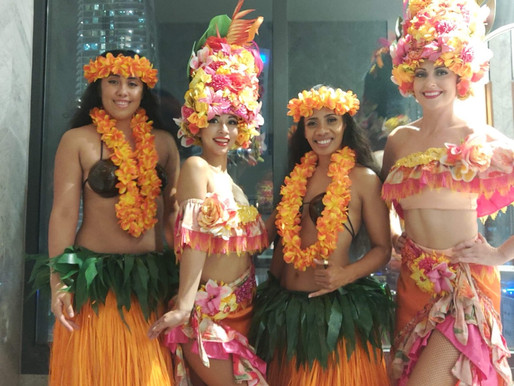 NOV 27th - Lei Greeters @ The Island Surfers Paradise