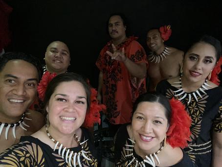 NOV 21st - Ben's 30th Birthday - Samoan & Tahitian Show + Drummers (Cast of 7)