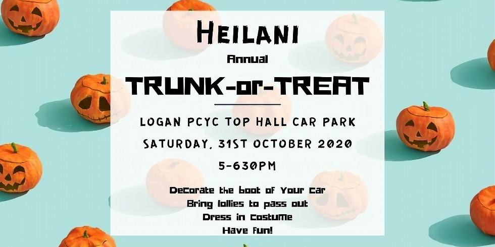 HEILANI Annual Trunk-or-Treat