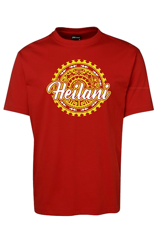 Heilani 2020 Mens T-Shirt (red)