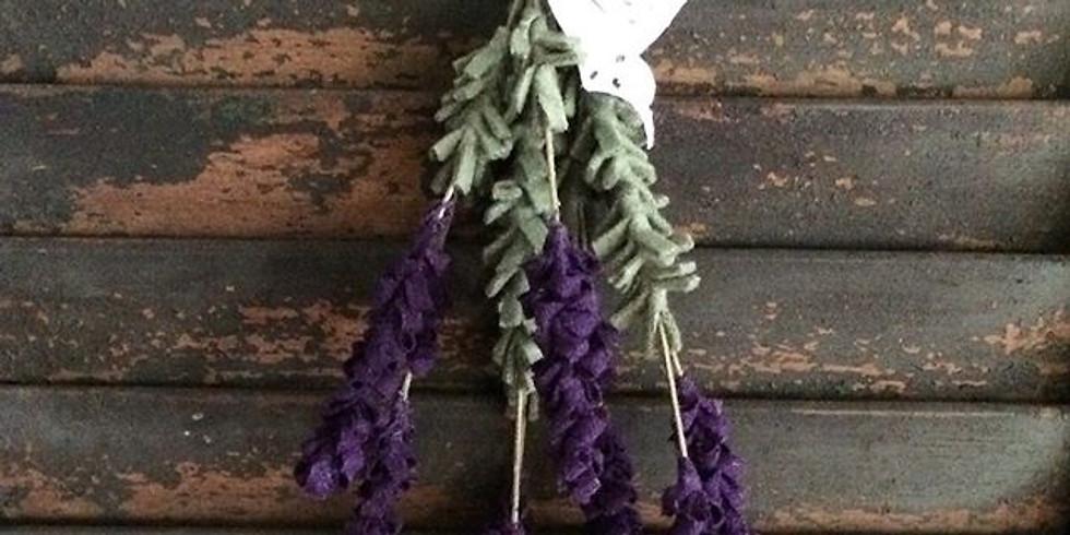 Wool Lavender Workshop