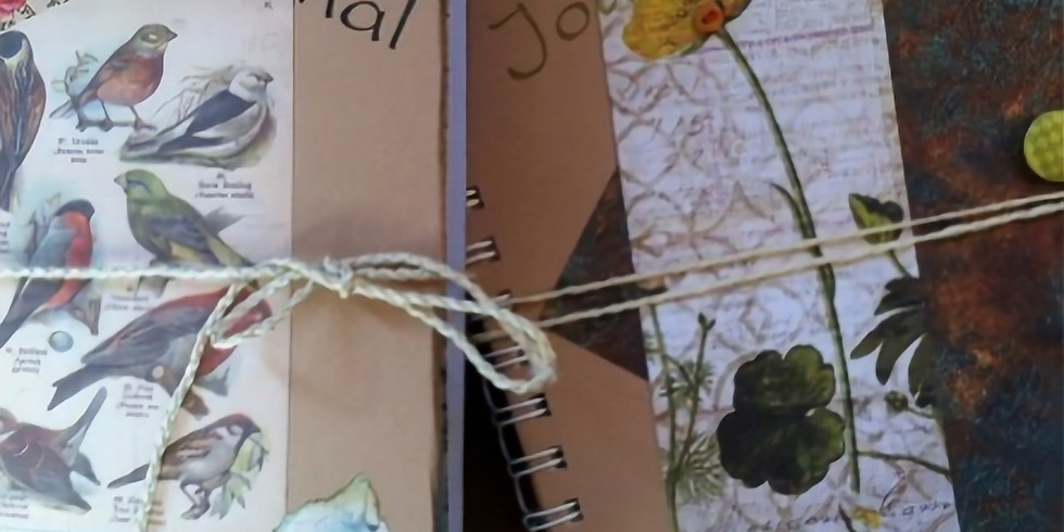Junk Journal Workshop with Jean Reed