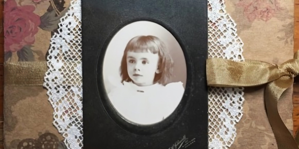 Vintage Photo Album Class with Jean Reed