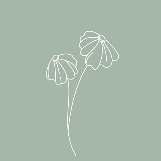 Bouquet de table personnalisé