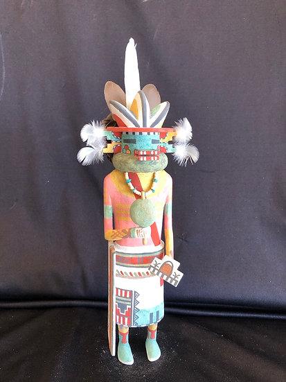 Hopi Kachina Carving by Aaron Fredericks