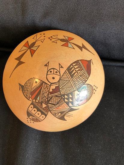 Hopi Pottery Seed Pot