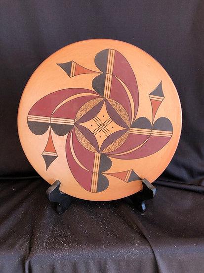 Hopi Pottery Plate