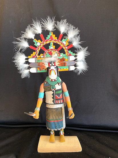 Hopi Kachina Carving by Nolan Nasafotie