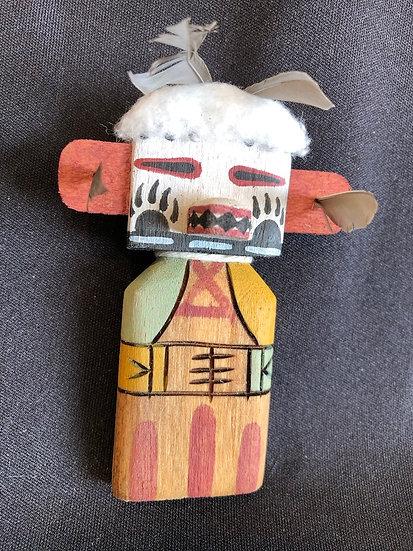 Hopi Flat doll Kachina