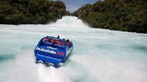 Huka Falls Jet